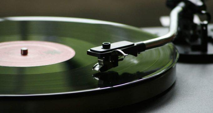 Sony-Vinyl-Platen
