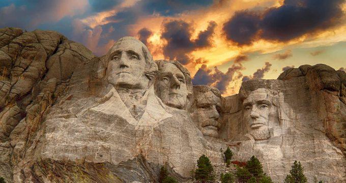 Mount-Rushmore-vakantie