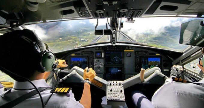 Onthullingen-vliegtuig