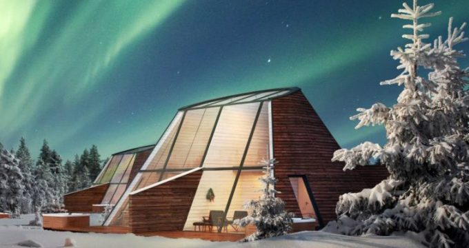 Kerstvakantie-Finland-noorderlicht