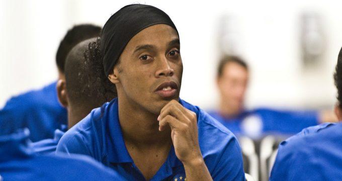 Ronaldinho-stopt