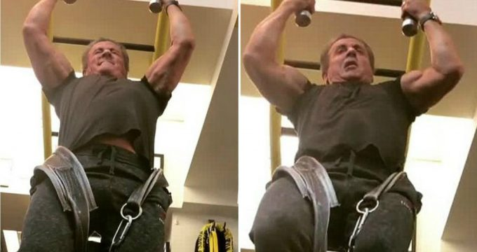 sylvester-stallone-workout-instagram
