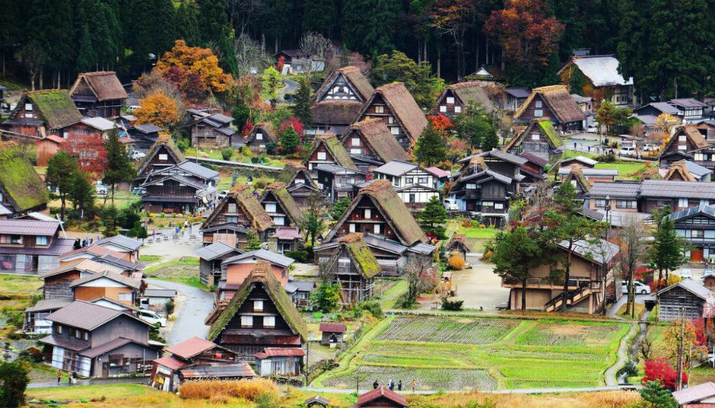 Japan gaat miljoenen woningen voor een habbekrats te koop zetten