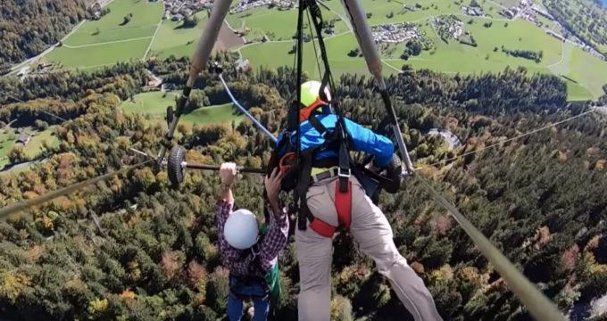 paragliden-video-ongeluk